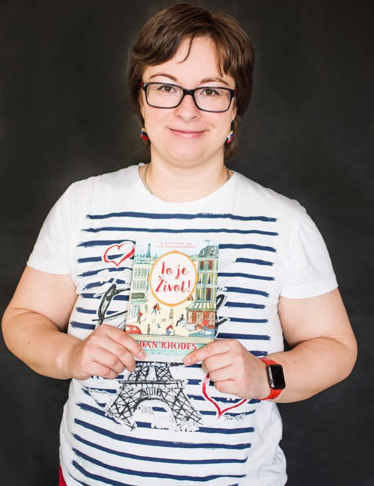 Blog o knihách