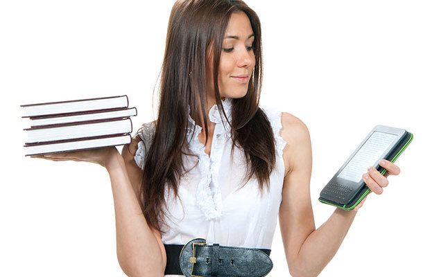 Ženy a e-knihy
