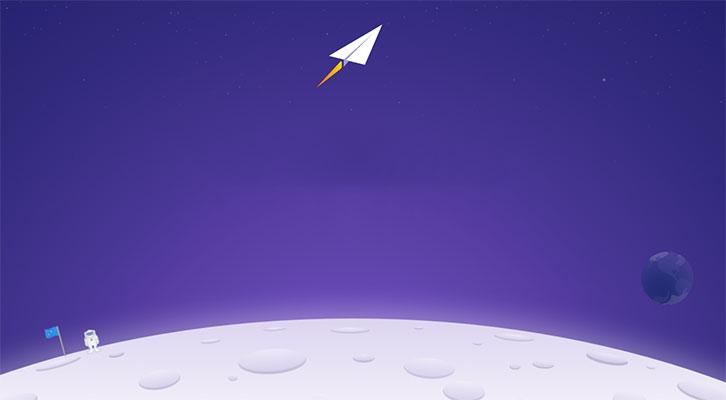 Od Airmailu k Newtonu: mailová produktivita level 9000