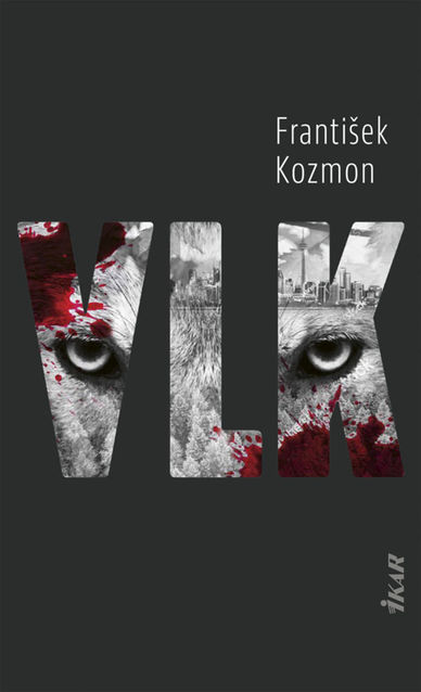 <strong>Vlk</strong> Book Cover