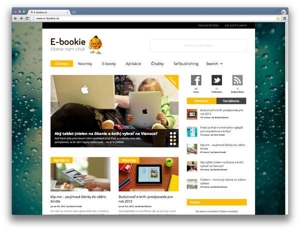 e-bookie