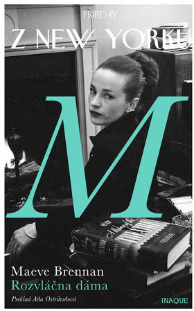 <strong>Rozvláčna dáma</strong> Book Cover