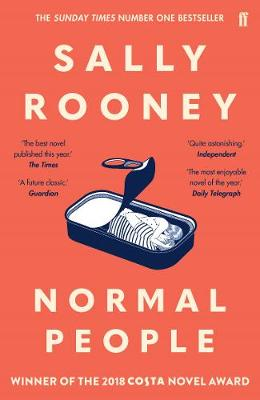 <strong>Normal people</strong> Book Cover