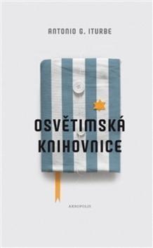 <strong>Osvětimská knihovnice</strong> Book Cover